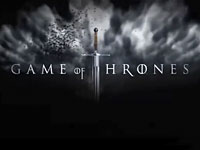 game of thrones logo Game of Thrones, rinnovato per una 2a stagione