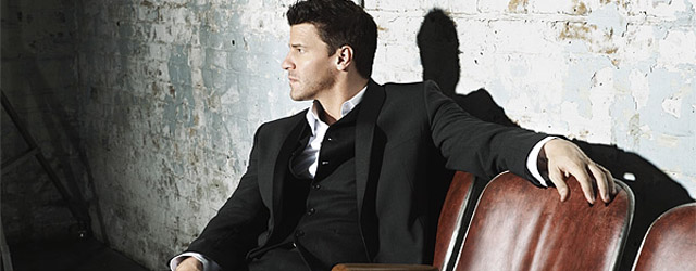 David Boreanaz dichiara il suo amore per Downton Abbey