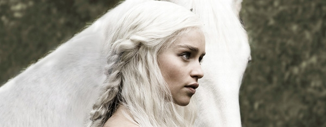 Emilia Clarke parla del suo ruolo in Game of Thrones