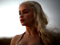 Game of Thrones Emily Clarke03 Emilia Clarke parla del suo ruolo in Game of Thrones