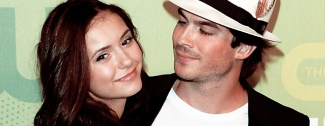 The Vampire Diaries: Ian Somerhalder e Nina Dobrev a Barcellona per il week end