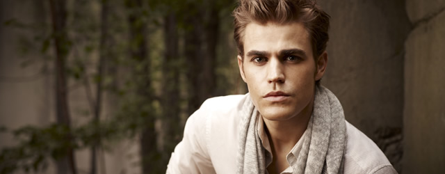 The Vampire Diaries: Paul Wesley racconta del set e di Torrey DeVitto