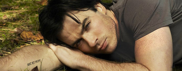 The Vampire Diaries: Ian Somerhalder confessa che interpretare Damon può essere brutale.