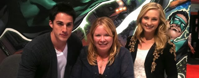The Vampire Diaries: Michael Trevino parla del finale e della relazione tra Tyler e Caroline