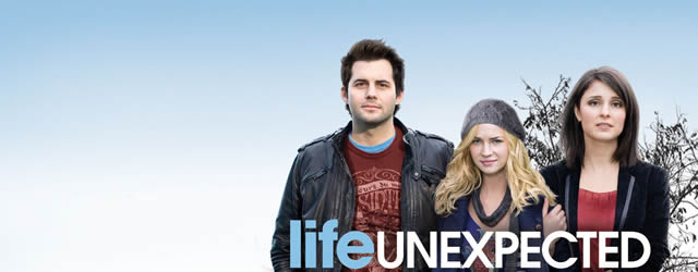 Uno sguardo al family drama Life Unexpected