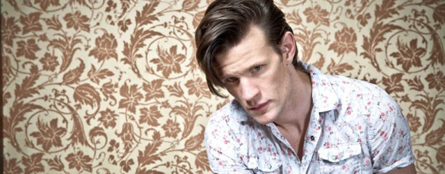 Il nuovo look di Matt Smith per 'How to catch a monster' di Ryan Gosling