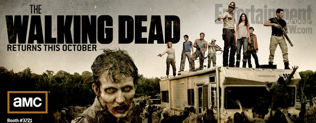 The Walking Dead: AMC spezza a metà la 2a stagione