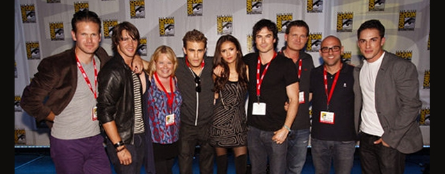The Vampire Diaries: Kat Graham rivela che il cast del telefilm è unito come una famiglia.