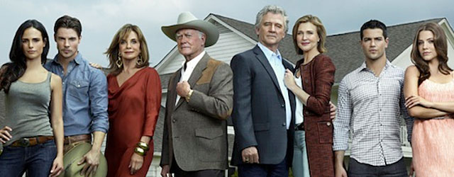 Dallas: Michael Wright parla del futuro di J.R. dopo la scomparsa di Larry Hagman