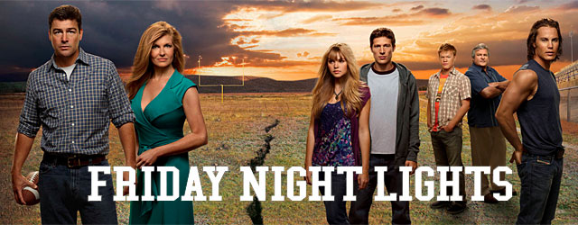 Friday Night Lights: Connie Britton adorerebbe un film sulla serie tv
