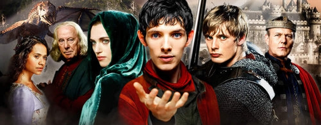 Comic-Con 2011: il panel di Merlin