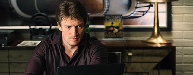 Comic-Con 2011: Nathan Fillion di Castle