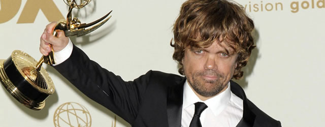 Game of Thrones: Peter Dinklage e George R.R. Martin dopo gli Emmy Awards