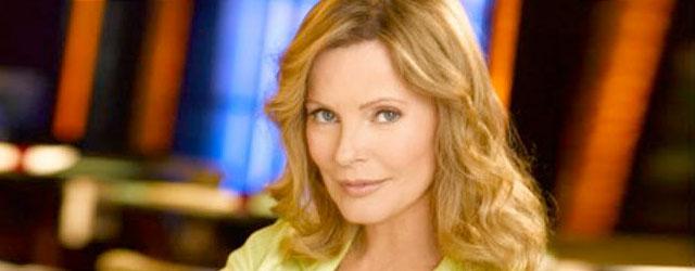 Cheryl Ladd è la madre di Sarah in Chuck