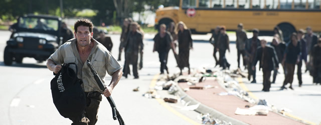 The Walking Dead dall'ep 2.01 al 2.05: gli zombie son tornati…