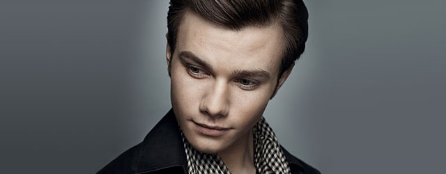 Chris Colfer: dopo Glee il cinema con Noel Coward