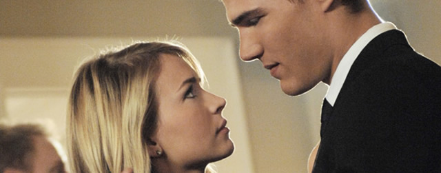 The Secret Circle: Chris Zylka racconta anticipazioni sull'episodio 1.11 Fire/Ice