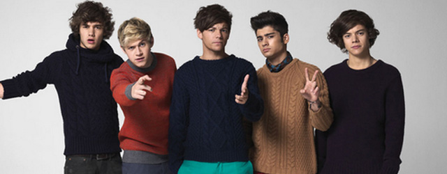 Tv Show per One Direction su Nickelodeon