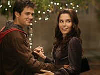 "Stephen Colletti e Sophia Bush in ONE TREE HILL - ""Resolve"" | ©2006 The CW/Fred Norris"