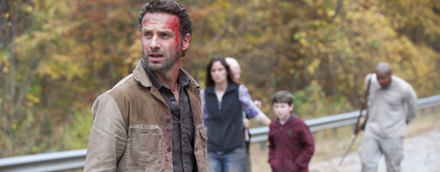 The Walking Dead:Glen Mazzara parla del finale di stagione