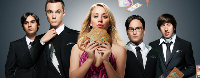 The Big Bang Theory: la quinta stagione da questa sera su Steel