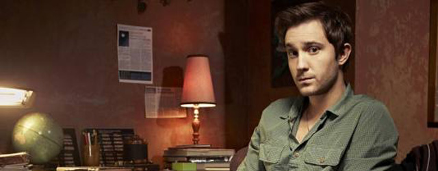 La Star di Being Human US, Sam Huntington, si unisce a Warehouse 13