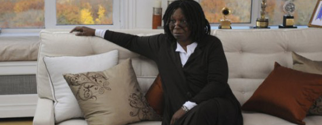 Whoopi Goldberg guest star in Glee