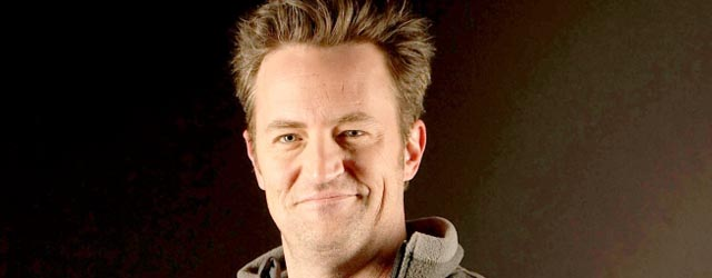 "La star di ""Friends"" Matthew Perry, reciterà in ""Go On"", serie della NBC"