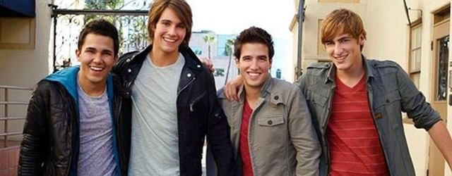 Big Time Rush:la serie televisiva che ha conquistato i teenager americani