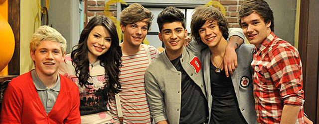 One Direction guest star su iCarly: guarda i video