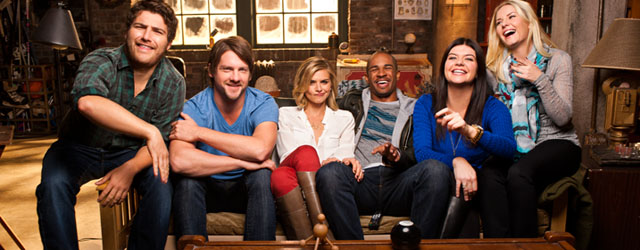 Happy Endings: Zachary Knighton un ruolo in Parenthood e in una nuova comedy di FOX, Weird Loners