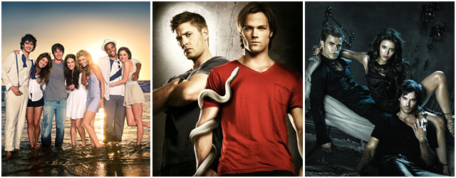 The CW rinnova Supernatural, The Vampire Diaries e 90210