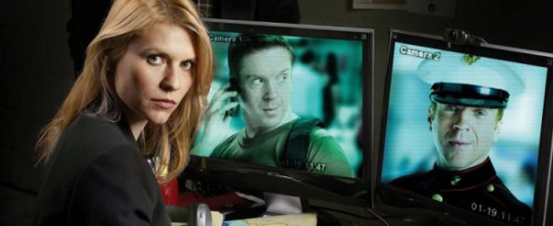 Homeland: la stella Claire Danes dichiara &#8216;interpretare Carrie  faticoso&#8217;