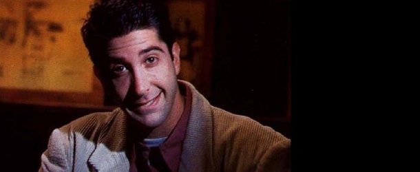 Web Therapy: David Schwimmer parla in TV dell'incontro con Lisa Kudrow