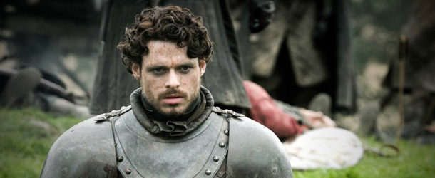Game of Thrones: Richard Madden sarà il Principe Azzurro di Cinderella