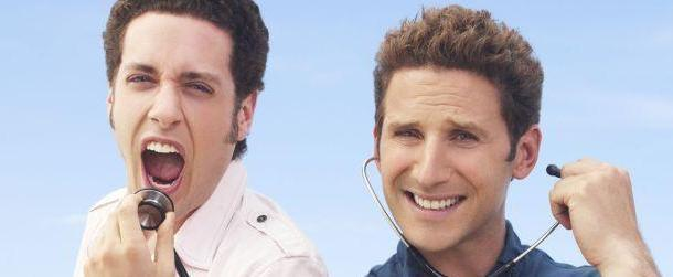 Royal Pains – 4.09/4.10  Business and Pleasure/ Who's your daddy