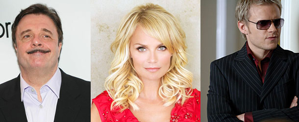 The Good Wife: Marc Warren, Kristin Chenoweth e Nathan Lane nel cast della quarta stagione