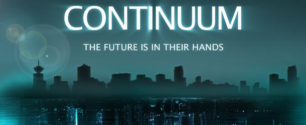 Continuum – 1.01 A Stitch in Time