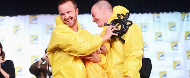 Comic-Con 2012: il panel di Breaking Bad, trailer e anticipazioni
