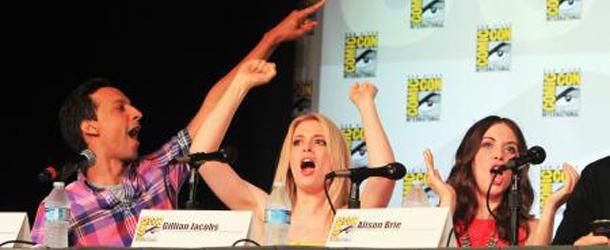 Comic-Con 2012: il panel di Community