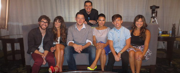 Comic-Con 2012: il panel di Glee