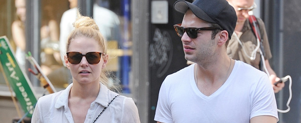 Once Upon a Time: Jennifer Morrison e Sebastian Stan sono una coppia?