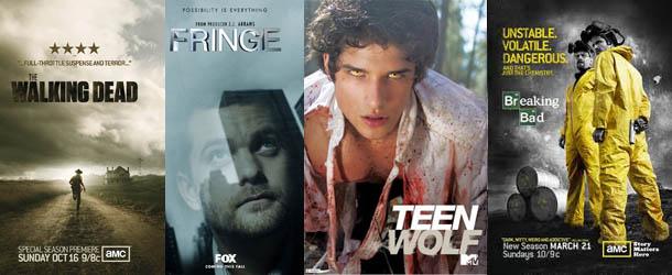 Saturn Award 2012, tra i vincitori: Fringe, Breaking Bad, Teen Wolf, The Walking Dead