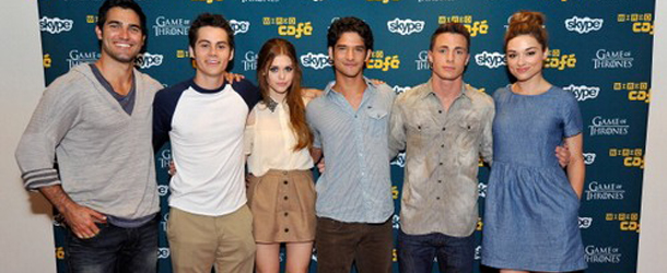 Comic-Con 2012: Il panel di Teen Wolf