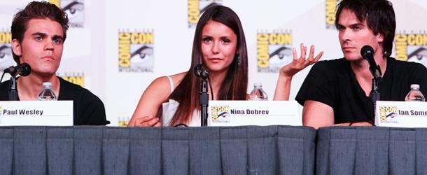 The Vampire Diaries: anticipazioni e curiosità dal Comic-Con di San Diego