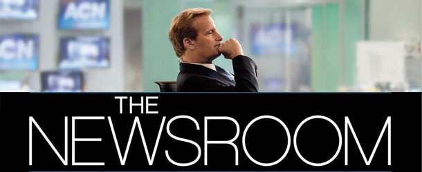 The Newsroom – 1.01 We Just Decided To