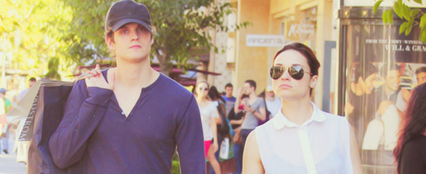 Teen Wolf: Daniel Sharman e Crystal Reed si frequentano fuori dal set