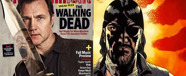 The Walking Dead: David Morrisey parla del suo ruolo e delle differenze tra serie tv e fumetto