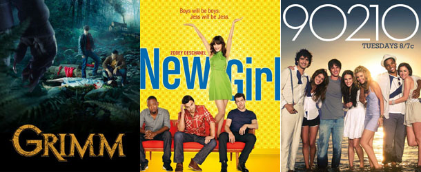 Casting News: 90210, New Girl e Grimm