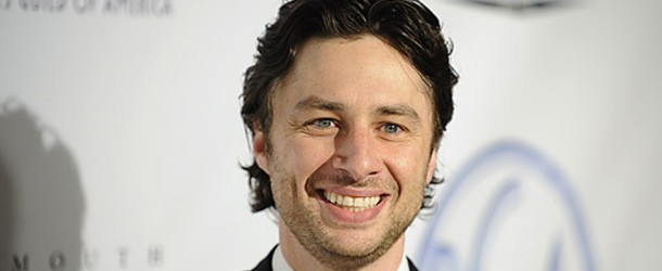 L'ex star di Scrubs, Zach Braff torna in TV con la comedy Start-Up